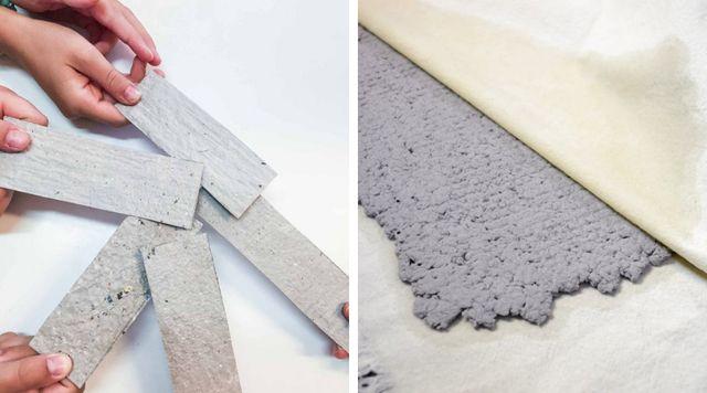 Fabricar papel reciclado